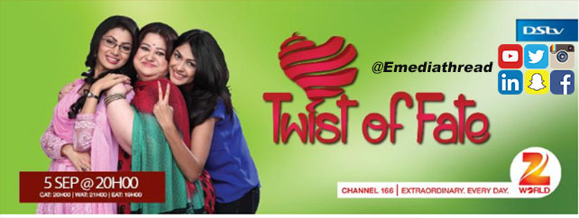 Zeeworld  quot Twist of fate quot  Watch and Download full video online