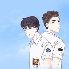 komik populer webtoon komedi just friend