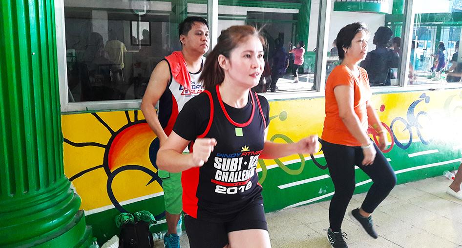 Marikina sports complex adventure sweat and sweets i Marikina sports center swimming pool