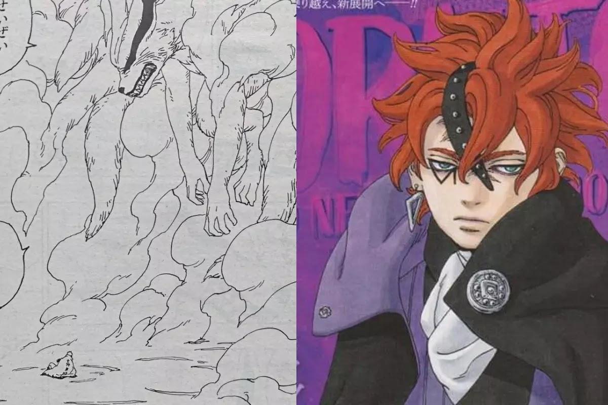 Kurama Mati! Spoiler Manga Boruto Chapter 55