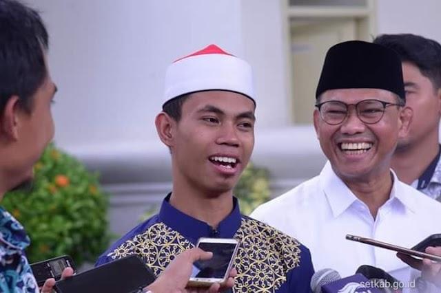 Diundang Bupati Bima, Qori Internasional Syamsuri Firdaus Akan Jadi Imam Sholat Idul Fitri