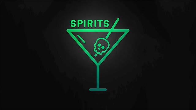 Spirits Podcast image