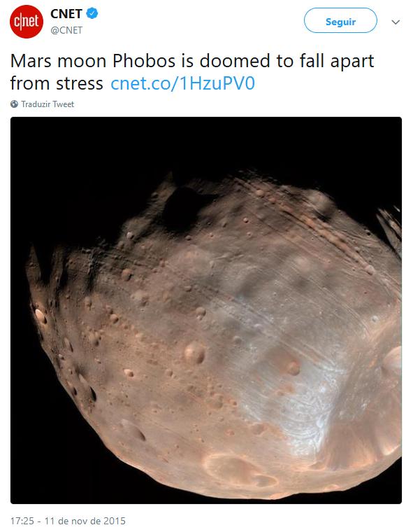 Será alguma anomalia em Phobos?