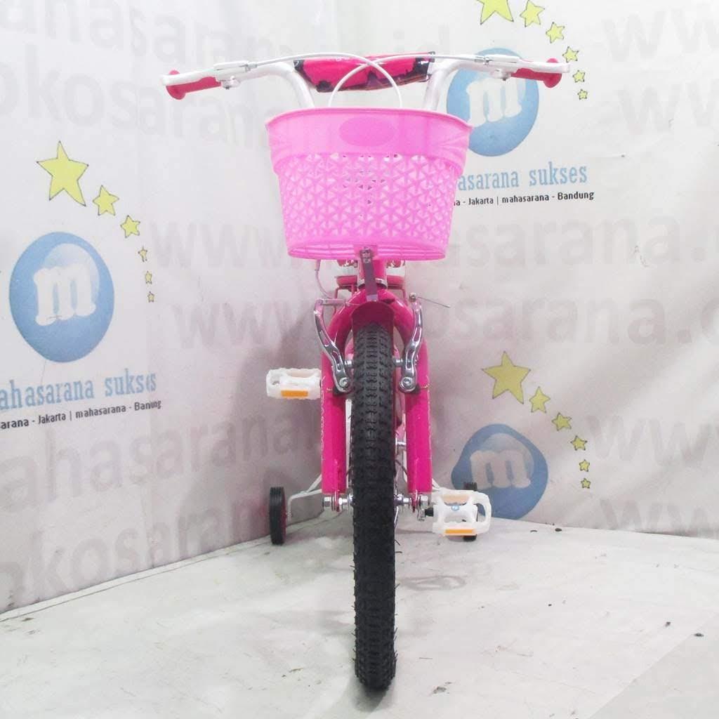 tokosarana™ | Mahasarana Sukses™: Sepeda Anak RMB Paris