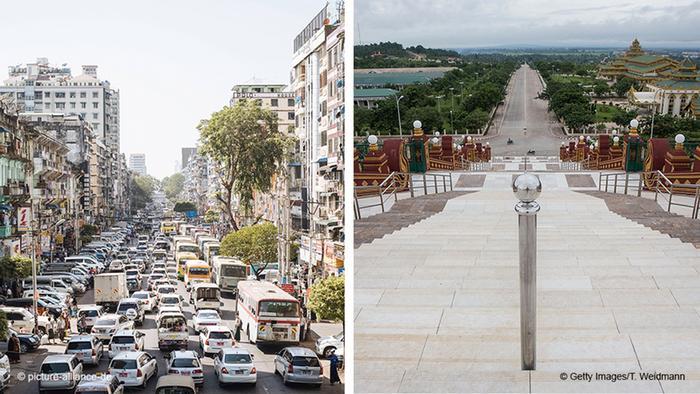 Ibu Kota Baru yang Dibangun dari Awal