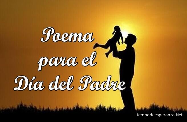 Poema para el Día del Padre
