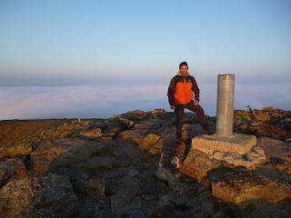 Cumbre de Peñalara (2.428 m)