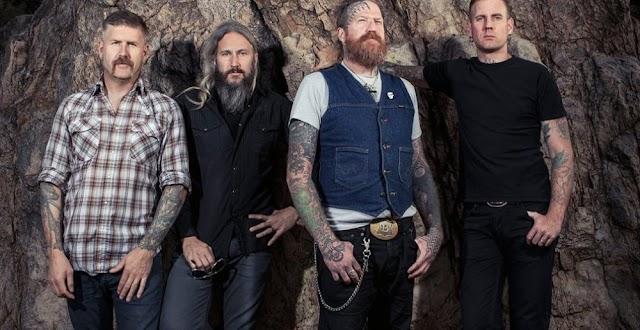 Mastodon pretendem alterar o rumo musical no novo álbum