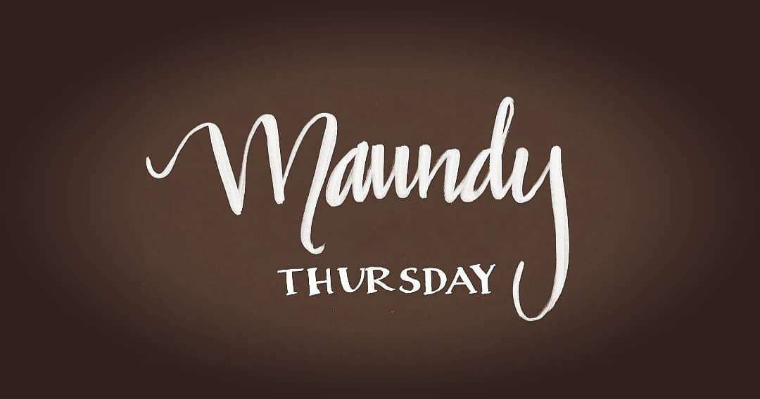Maundy Thursday Wishes Images download