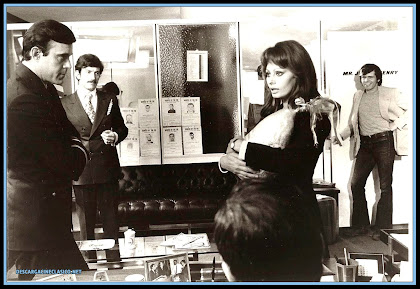 Sophia Loren y William Devane en La Mortadela (1971)
