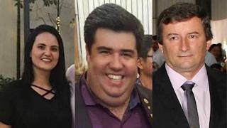 Pré-candidatos a prefeito em Auriflama