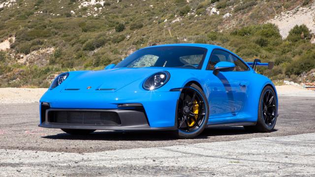 2022 Porsche 911 Review