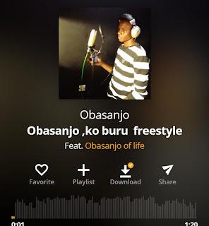 [music] obasanjo of life  - koburu