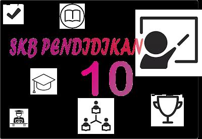 Soal SKB Pendidikan Guru 10