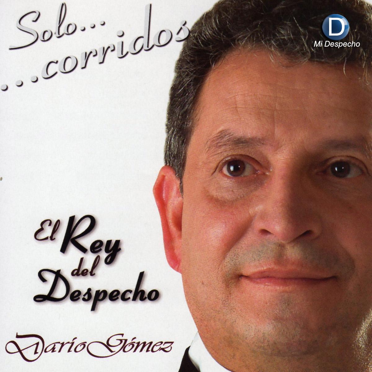 Dario Gomez Solo Corridos Frontal