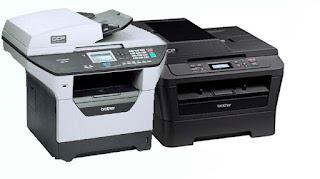 Como retirar a mensagem de fim de vida do cilindro das impressoras Brother