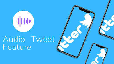 twitter audio tweet