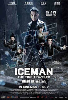 Iceman The Time Traveler (Iceman 2)