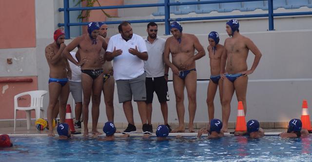 Παίζει για το κυπελλο του Πρωταθλητή ο Ναυτικός Όμιλος Ναυπλίου με τον Τρίτωνα