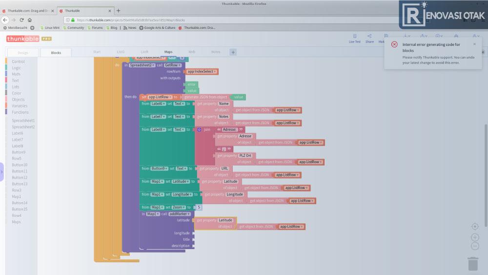 Software Mirip Android Studio