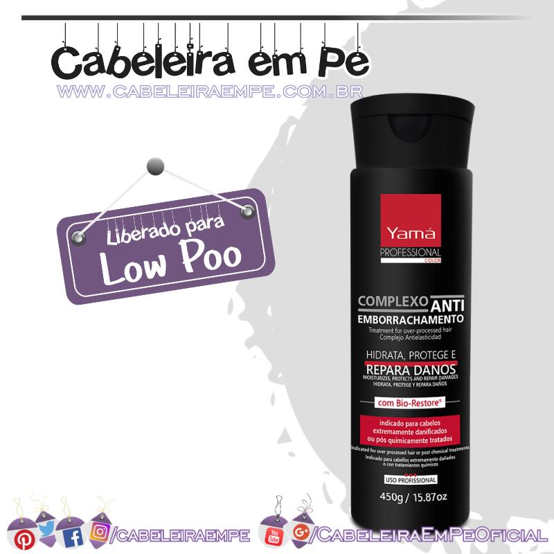 Complexo Antiemborrachamento Professional Color - Yamá (Low Poo)