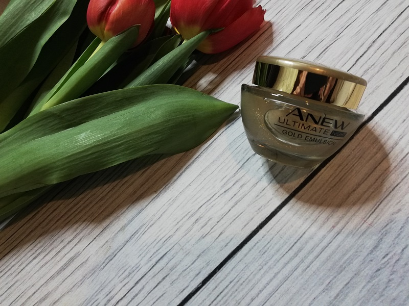 Avon Anew Ultimate Gold Emulsion