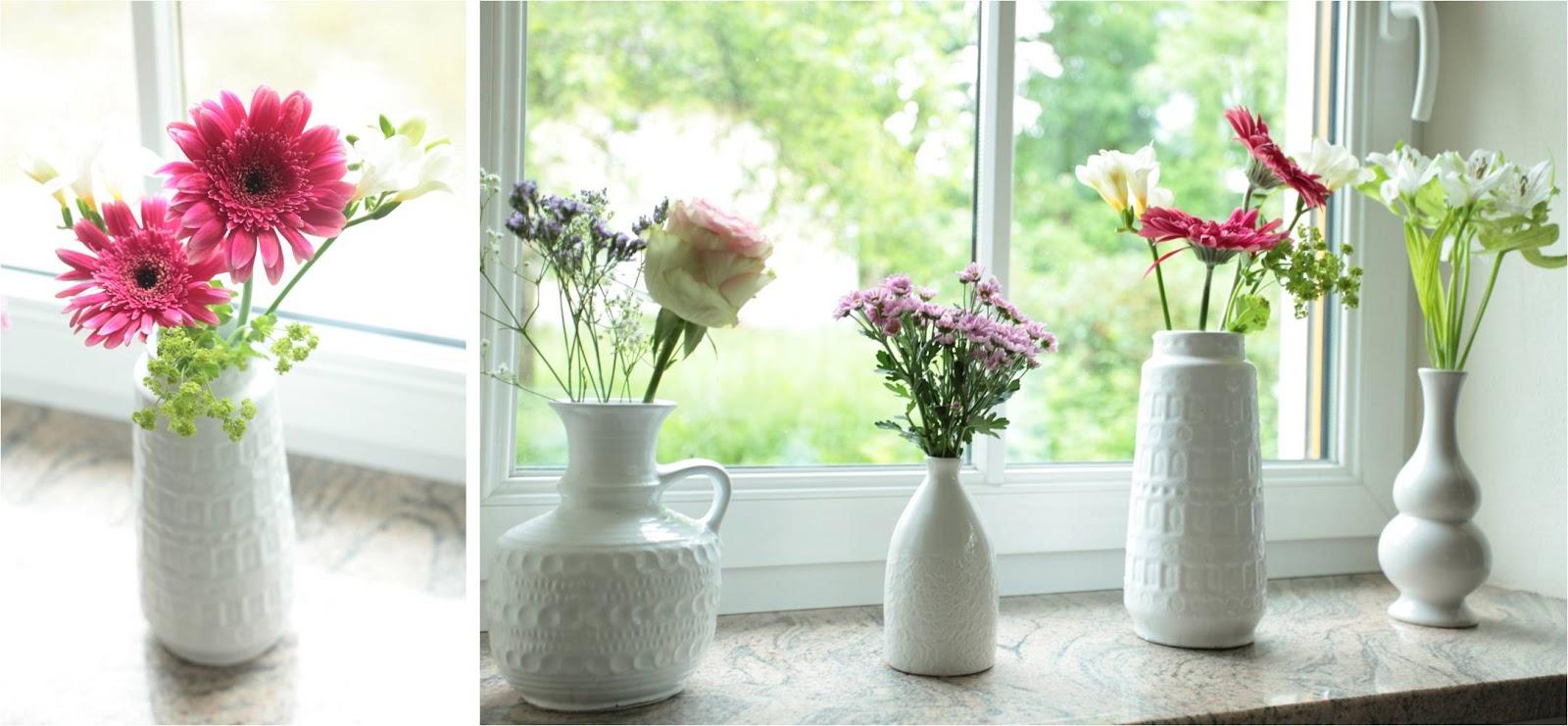 diy inspiration unsere wei en diy vasen oder freiheit. Black Bedroom Furniture Sets. Home Design Ideas