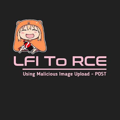 Tutorial LFI to RCE