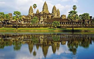 templul Angkor Wat, Cambodgia