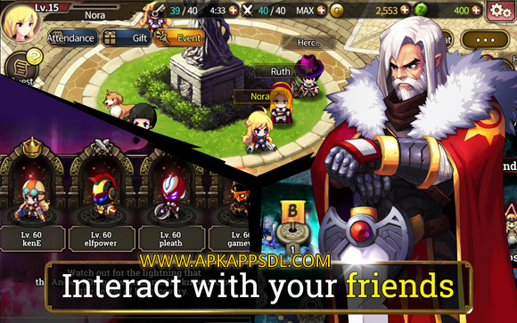 Download ZENONIA S Rifts In Time 3.0.1 Apk + Mod Android Full Latest Version 2017 Free