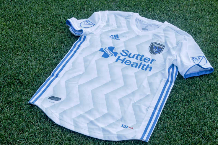 half off ea7bf 64747 San Jose Earthquakes 2018 Away Kit Released - Footy Headlines