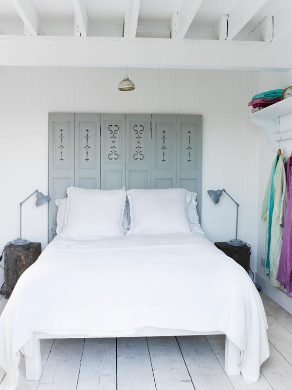 PUNTXET Una casa de campo donde se respira puro relax #deco #decoracion #hogar #home #cottage #rustic #rustico #decoration #dormitorio #bedroom