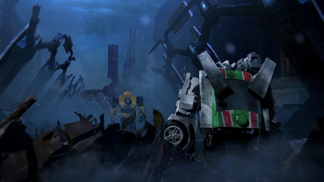Transformers La Guerra por Cybertron Temporada 1 HD 720p Latino