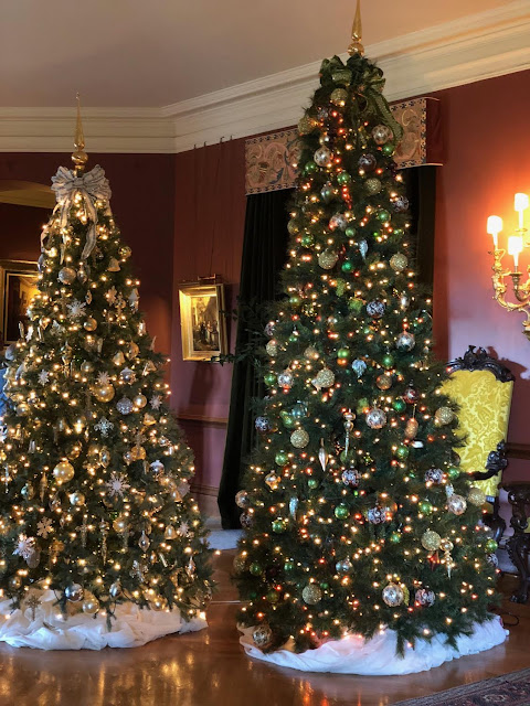 The Biltmore & Balsam Hill & a new collection