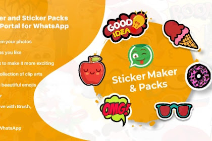 Download WhatsApp Sticker Maker with Admin Portal v1.1 - WAStickerApps Android