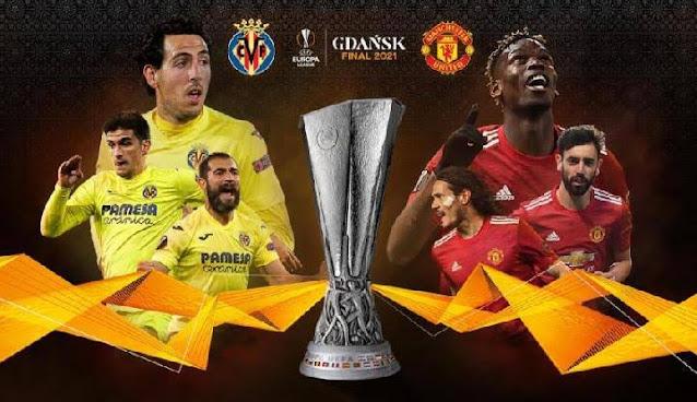 Villareal Juara Liga Eropa 2021 via Adu Penalti 11-10, Kiper MU De Gea Gagal