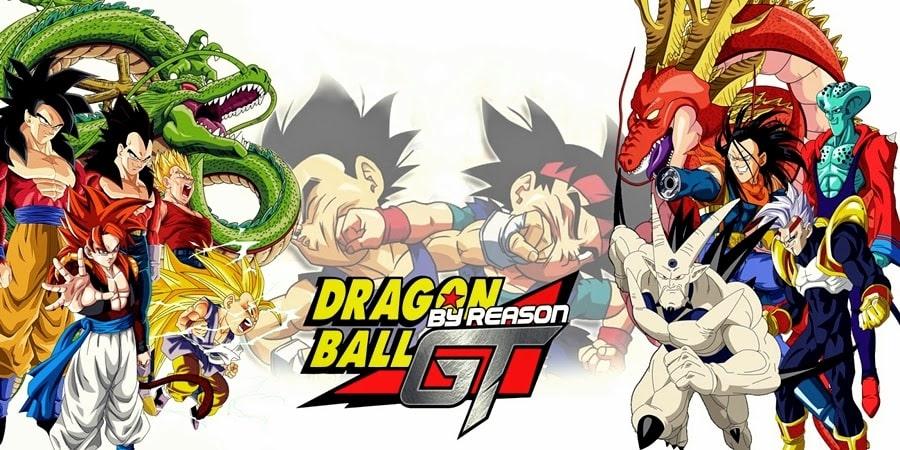 Capitulos Dragon Ball GT Latino - Serie Latino Dragon Ball