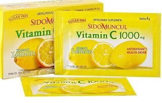 Manfaat Vitamin C untuk Menjaga Kesehatan Tubuh