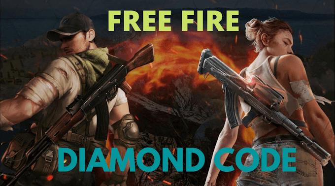 Free Fire Diamond Code