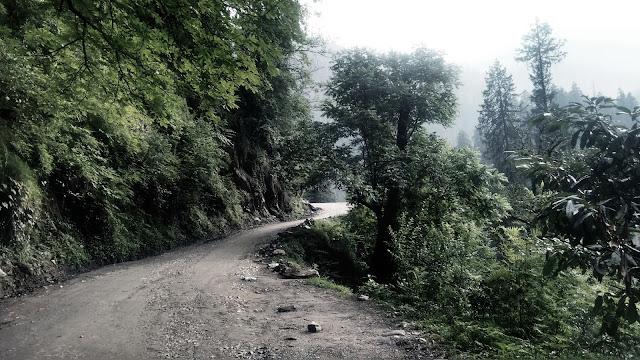 Traveling to Jibhi