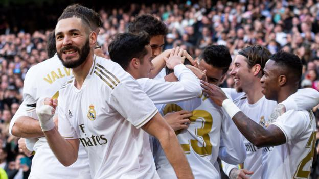 Video Cuplikan Gol: Real Madrid 1-0 Atletico Madrid (LaLiga)