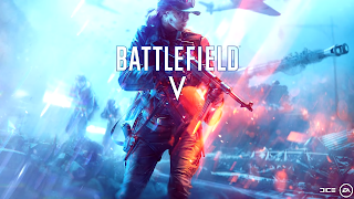 Battlefield V Cover Wallpaper