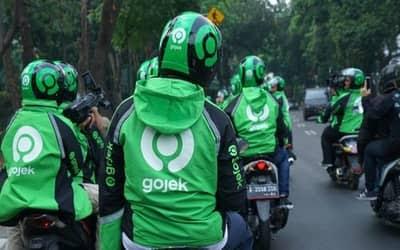 cara daftar gojek Solok Selatan (Padang Aro)