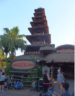 Magic Kingdom Enchanted Tiki Room