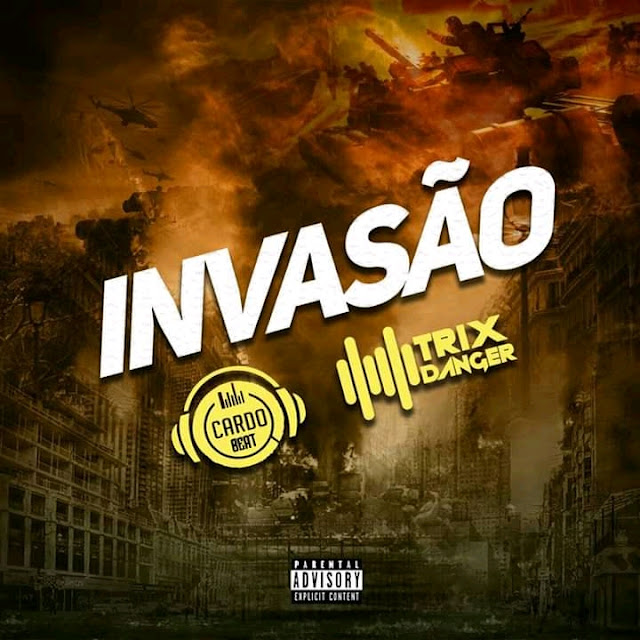 Dj Cardo B Feat Dj Trix Dange-Invasão No Beat