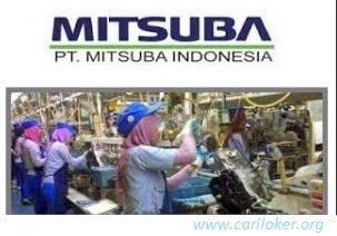 Lowongan Kerja Operator Produksi SMA/SMK PT Mitsuba Indonesia pengalaman/non pengalaman