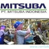 Lowongan Kerja Operator Produksi SMA/SMK PT Mitsuba Indonesia tahun 2020