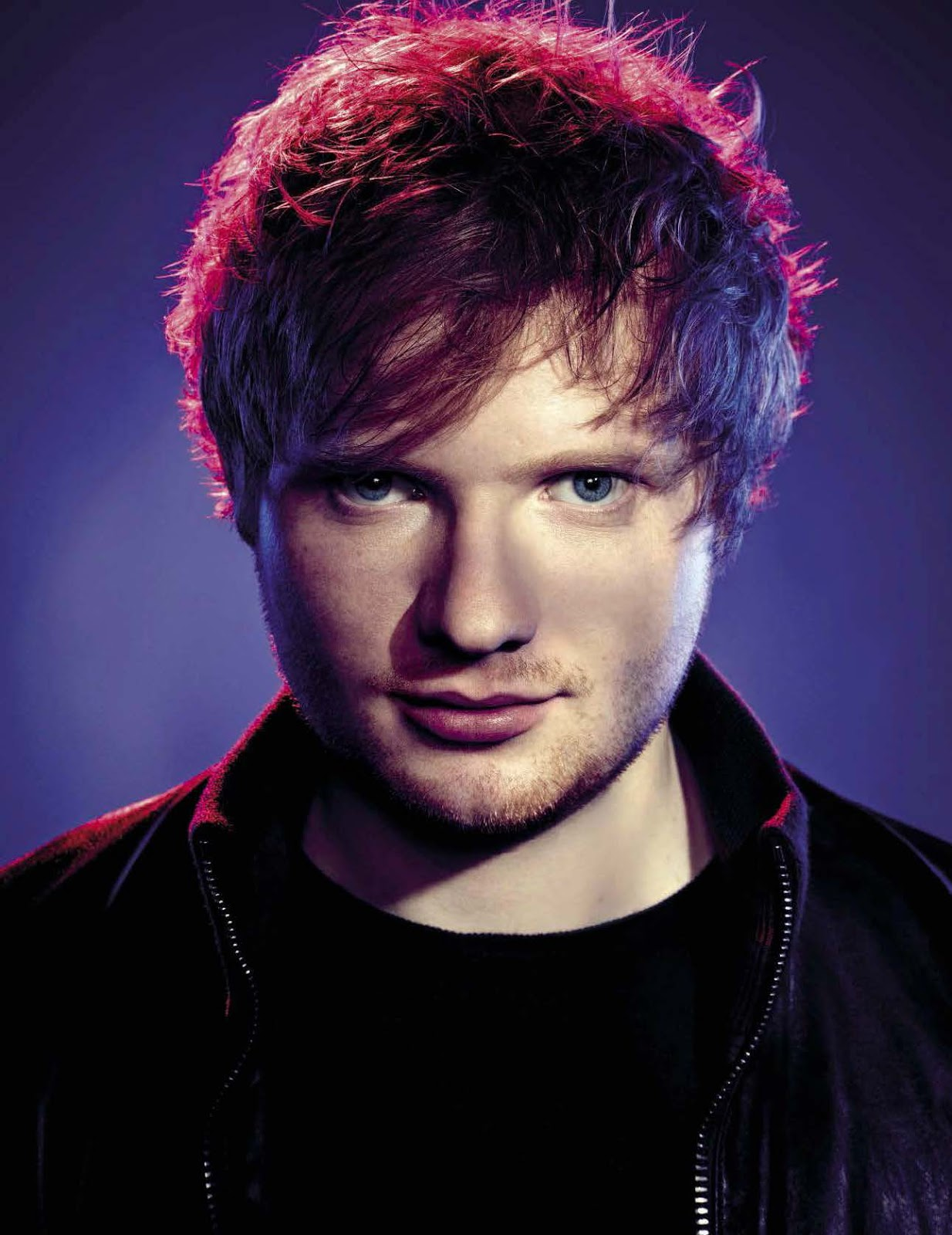 Ed Sheeran por Jason Bell para Vanity Fair Italia - Male ...