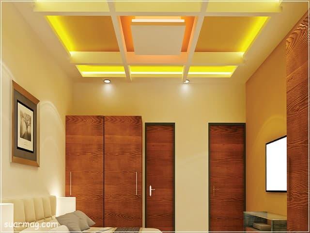 جبس بورد - اسقف جبس بورد 1   Gypsum Board - Gypsum Board Ceiling 1