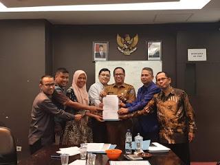 Pemkab dan KPU Solok Sepakati Dana Hibah Pilkada Rp 25 Miliar